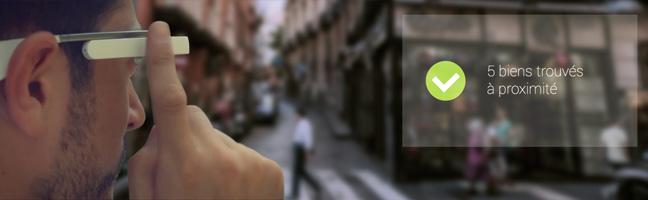 Google Glass Nexity