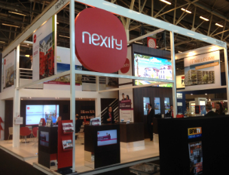 nexity au salon de l 39 immobilier 2014 nexity