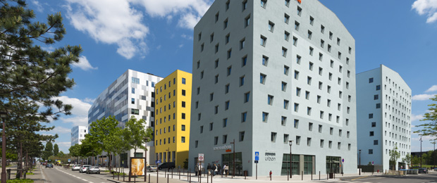 Quartier Tripode à Nantes