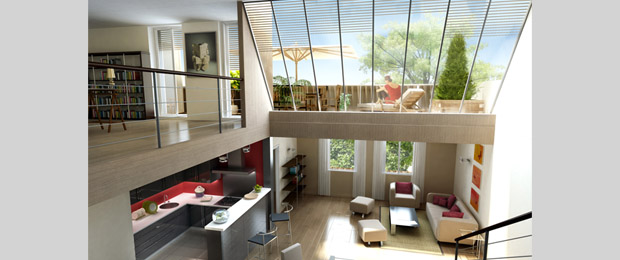 Villa respiro - Romainville