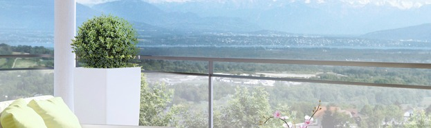 Photo terrasse appartement