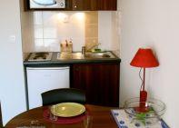 Photo intérieur appartement résidence étudiant
