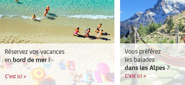 Locations vacances