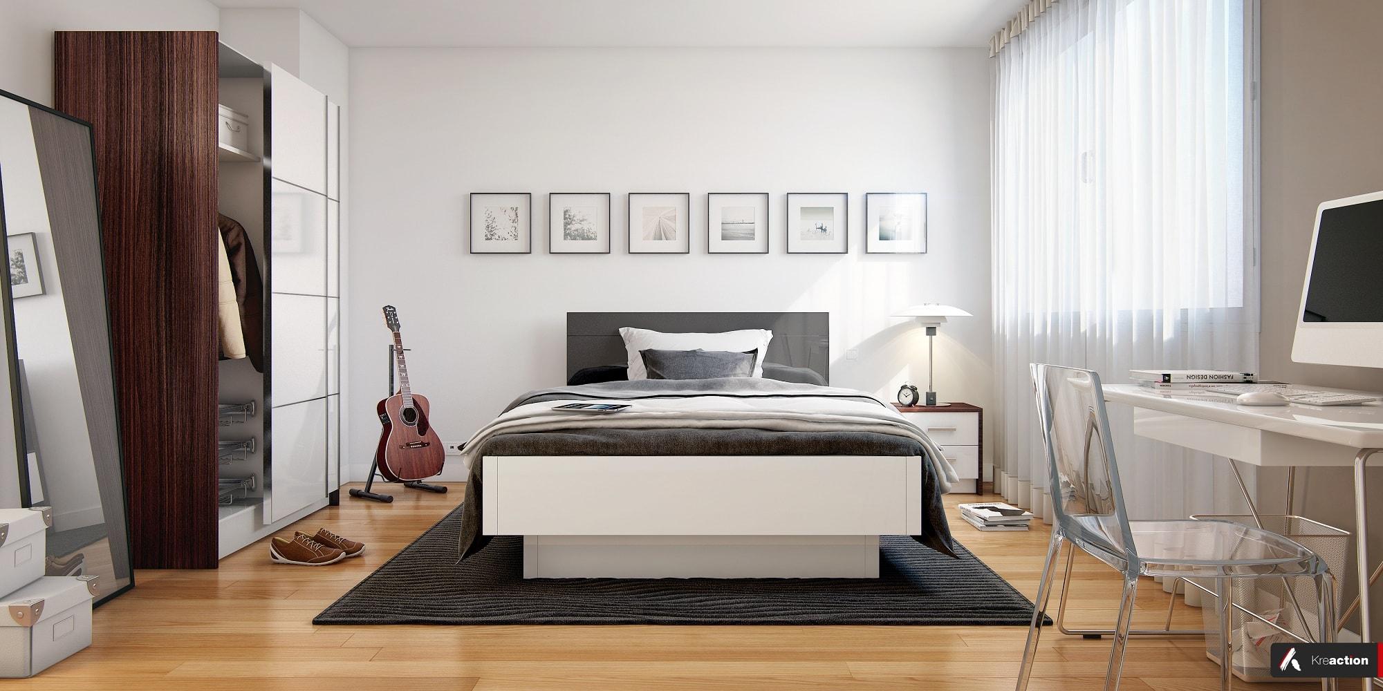 My coloc 39 nouveau concept d 39 habitat pour vivre en - Amortissement appartement meuble ...