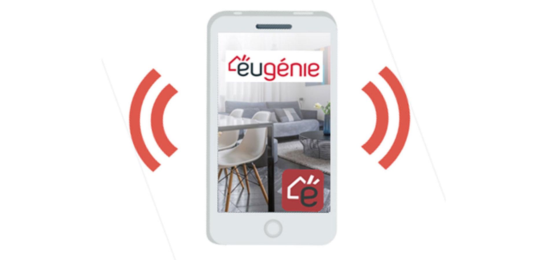 eugénie application smartphone