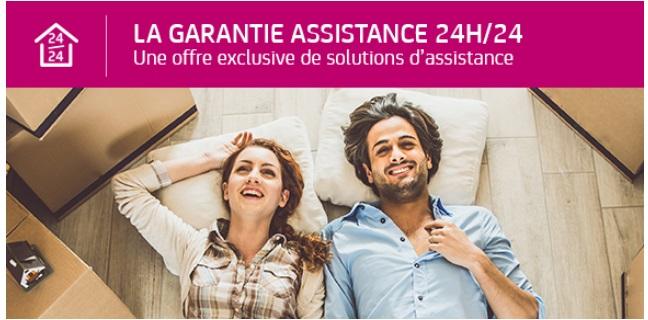 Assistance 24/24h